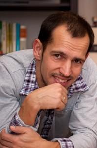 Klopfer Csaba, a 39nap.hu ötletgazdája